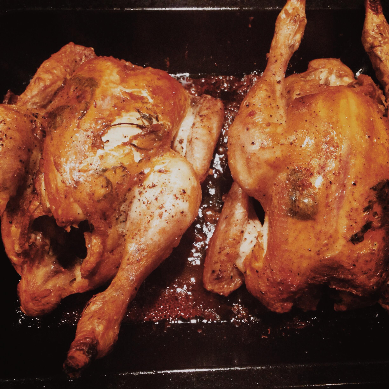 Zuni chicken