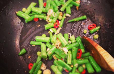 Spicy Sichuan Stir-Fry